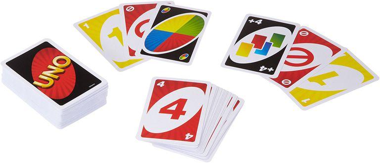 Juegos Con Cartas De Uno