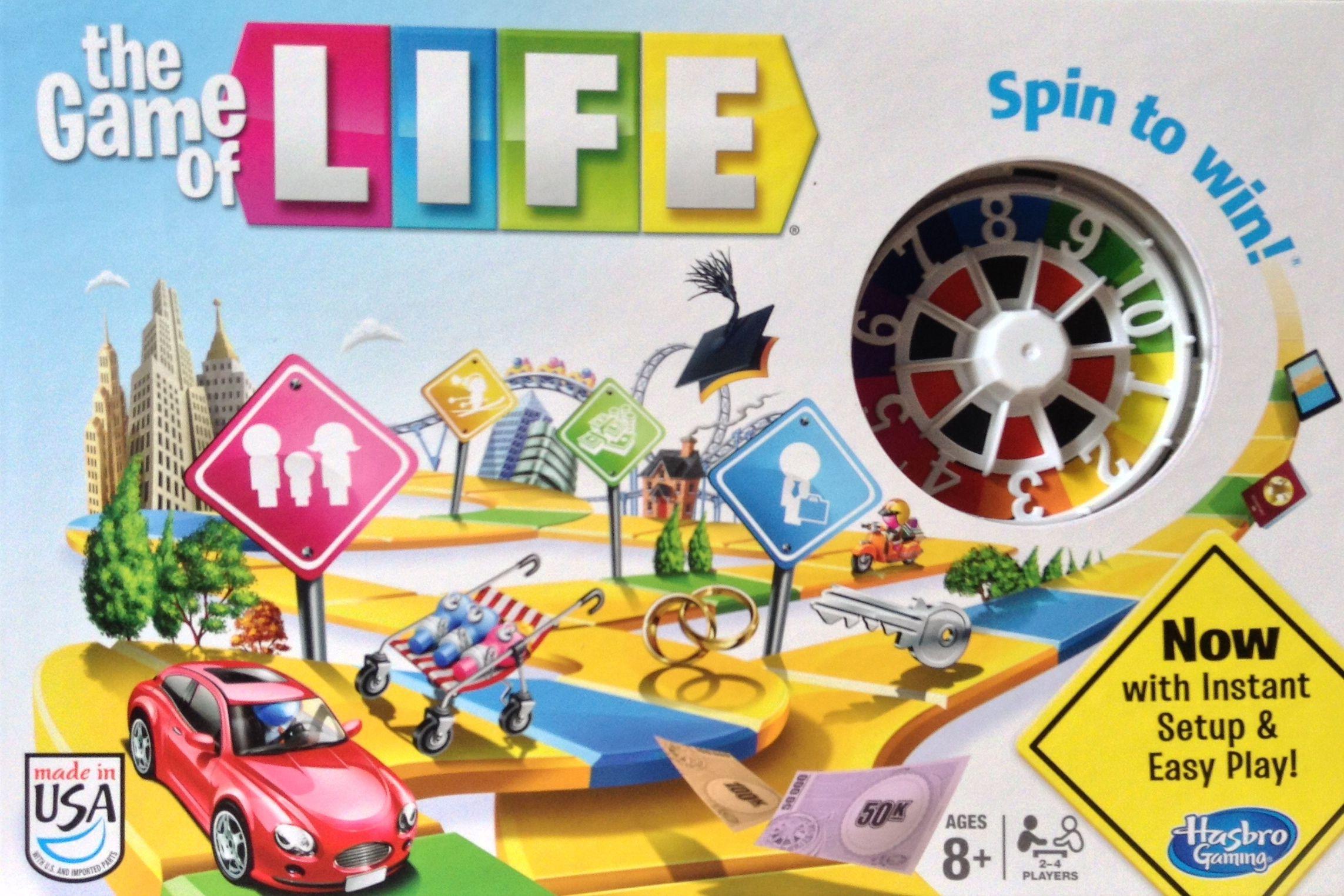 The Game Of Life El Juego De La Vida