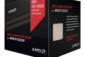AMD A10-7890K Quad Core Desktop CPU