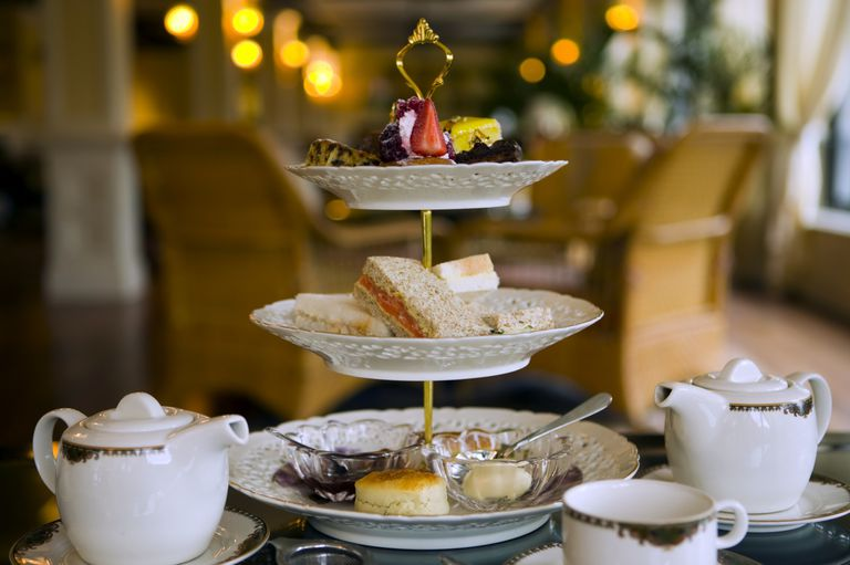 Ritual del té en Reino Unido