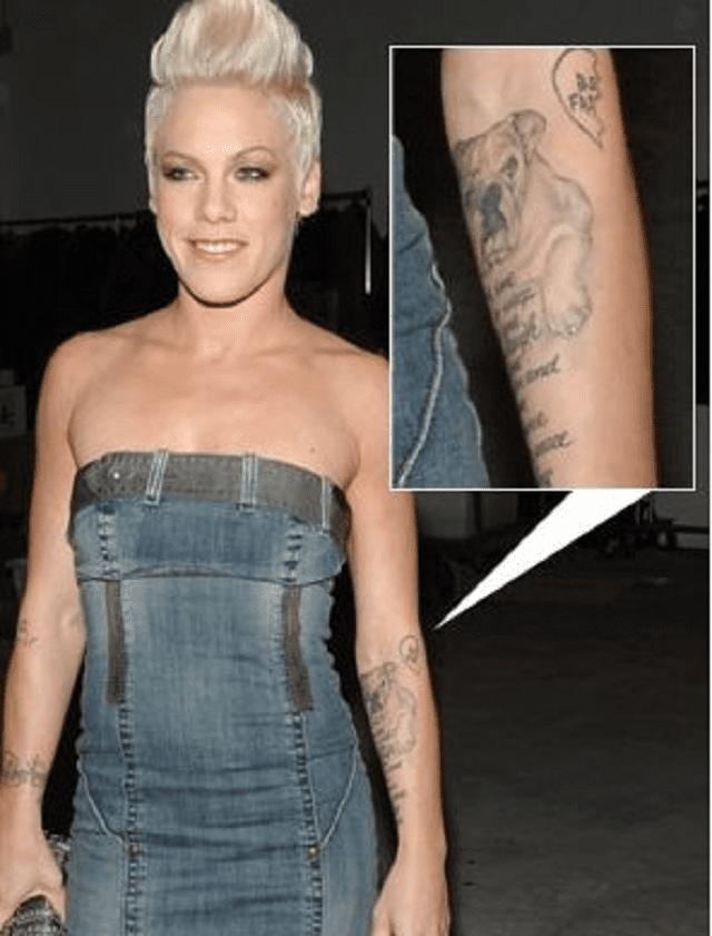 Los Tatuajes Que No Vimos En Los Premios Grammy