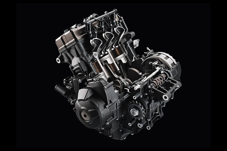 Motor tricilindrico
