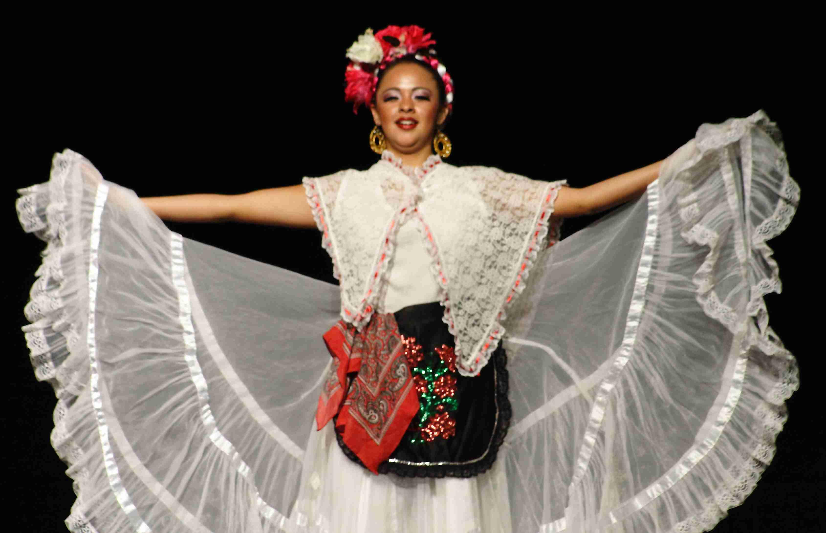 758718e440 Danzas folclóricas de México