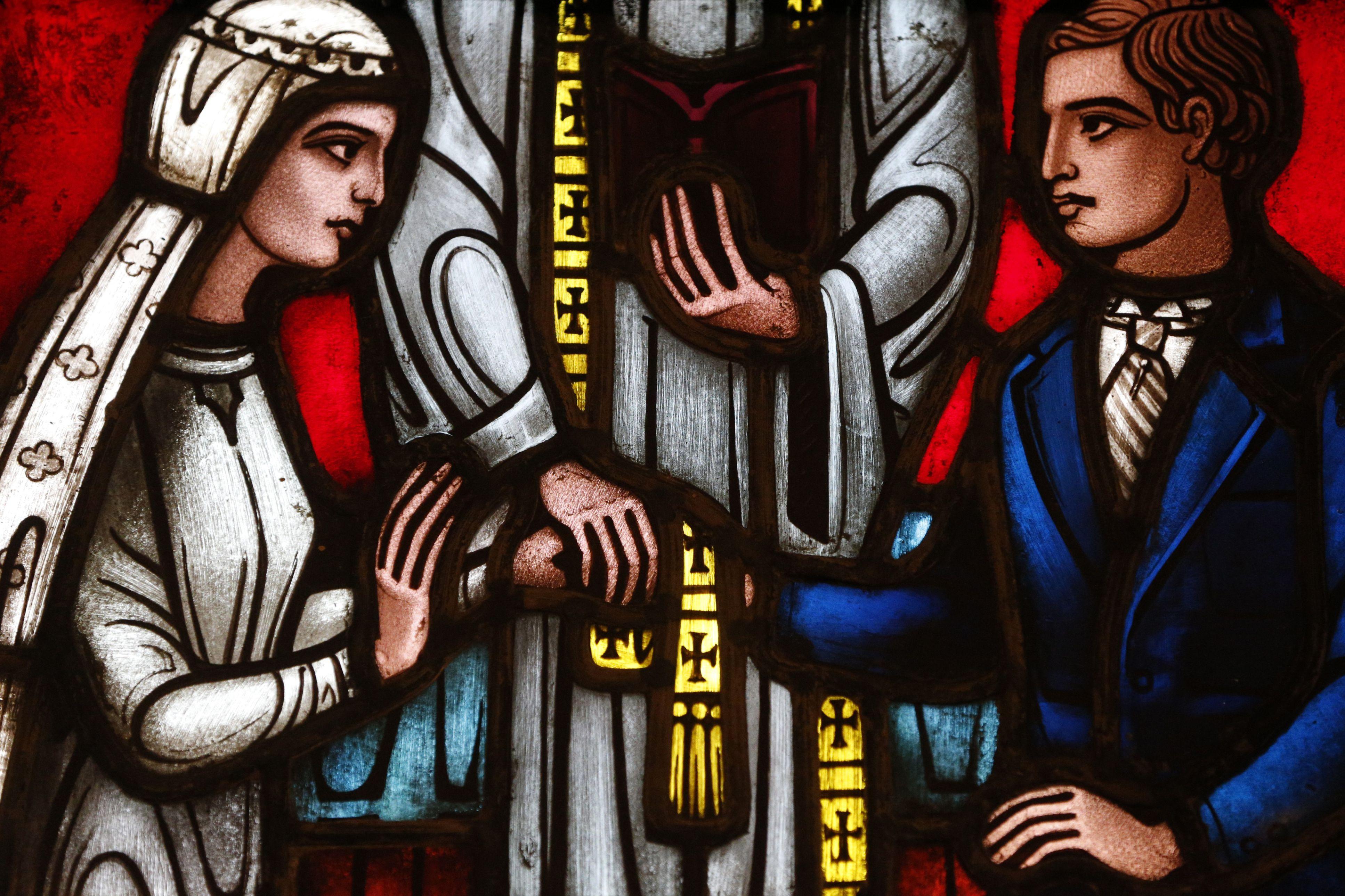 Matrimonio Catolico Con Un Ateo : 6 preguntas sobre la ceremonia católica del matrimonio