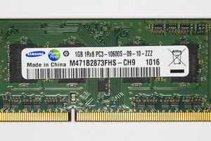 DDR3 SO-DIMM 1GB Samsung