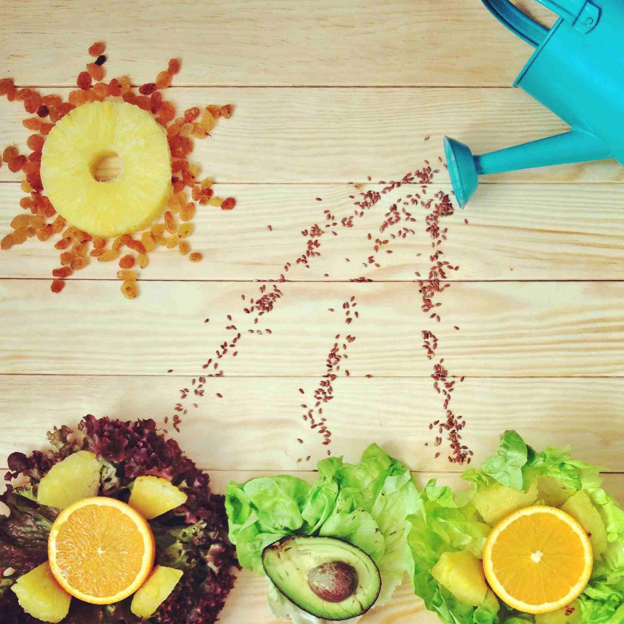 Alimentos verdes para adelgazar