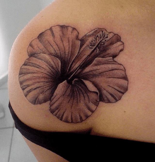 8 Tatuajes De Flores Para Celebrar La Primavera