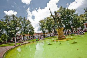 Plaza Vasco de Quiroga