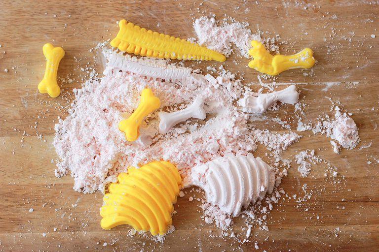 Cómo hacer arena en casa