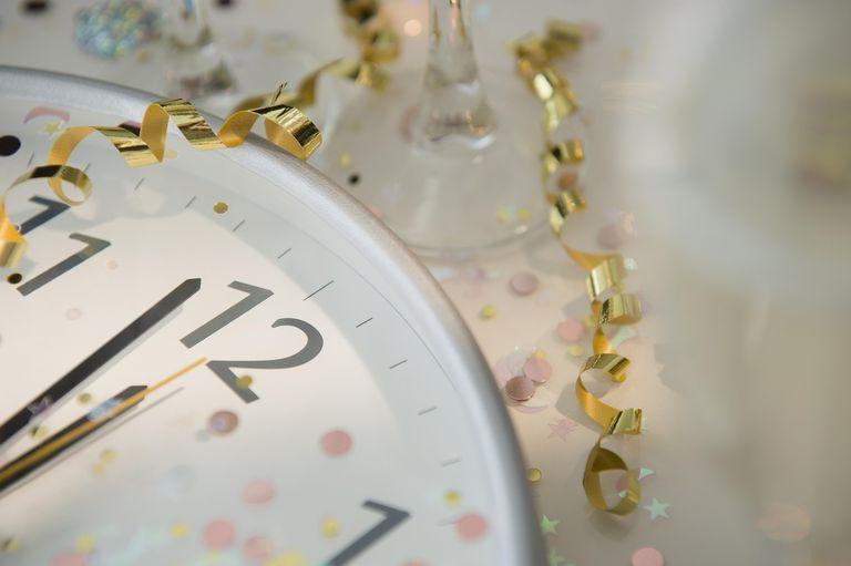 Cuenta regresiva año nuevo