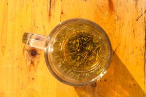 Té amarillo, un tipo de té chino
