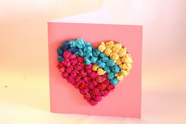 11 Manualidades De San Valentín Para Hacer Con Niños