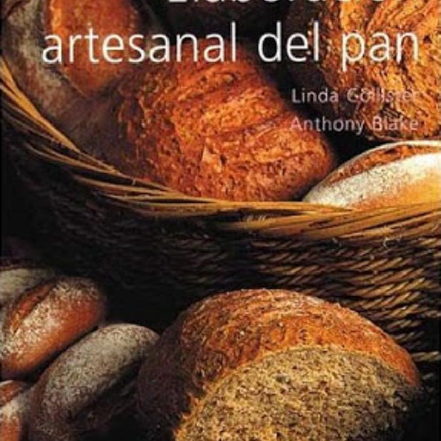 Elaboración artesanal del pan libro