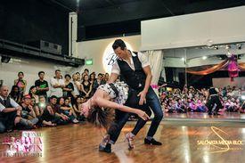 Singapore International Bachata and Latin Festival