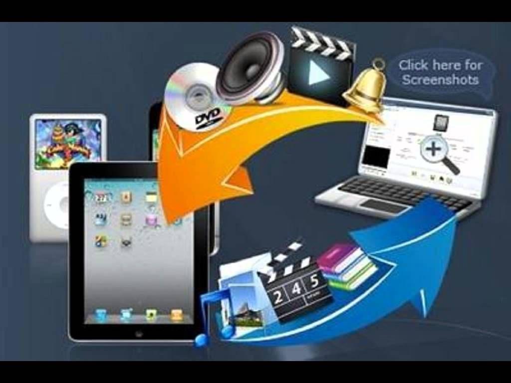 transferir archivos multimedia de ipad a pc