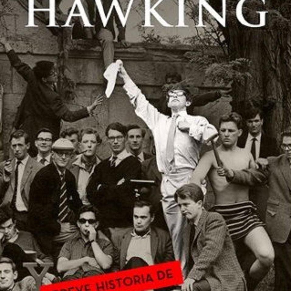 Stephen Hawking Breve historia de mi vida
