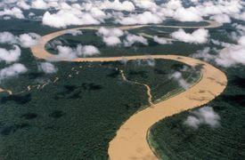 El río Caquetá