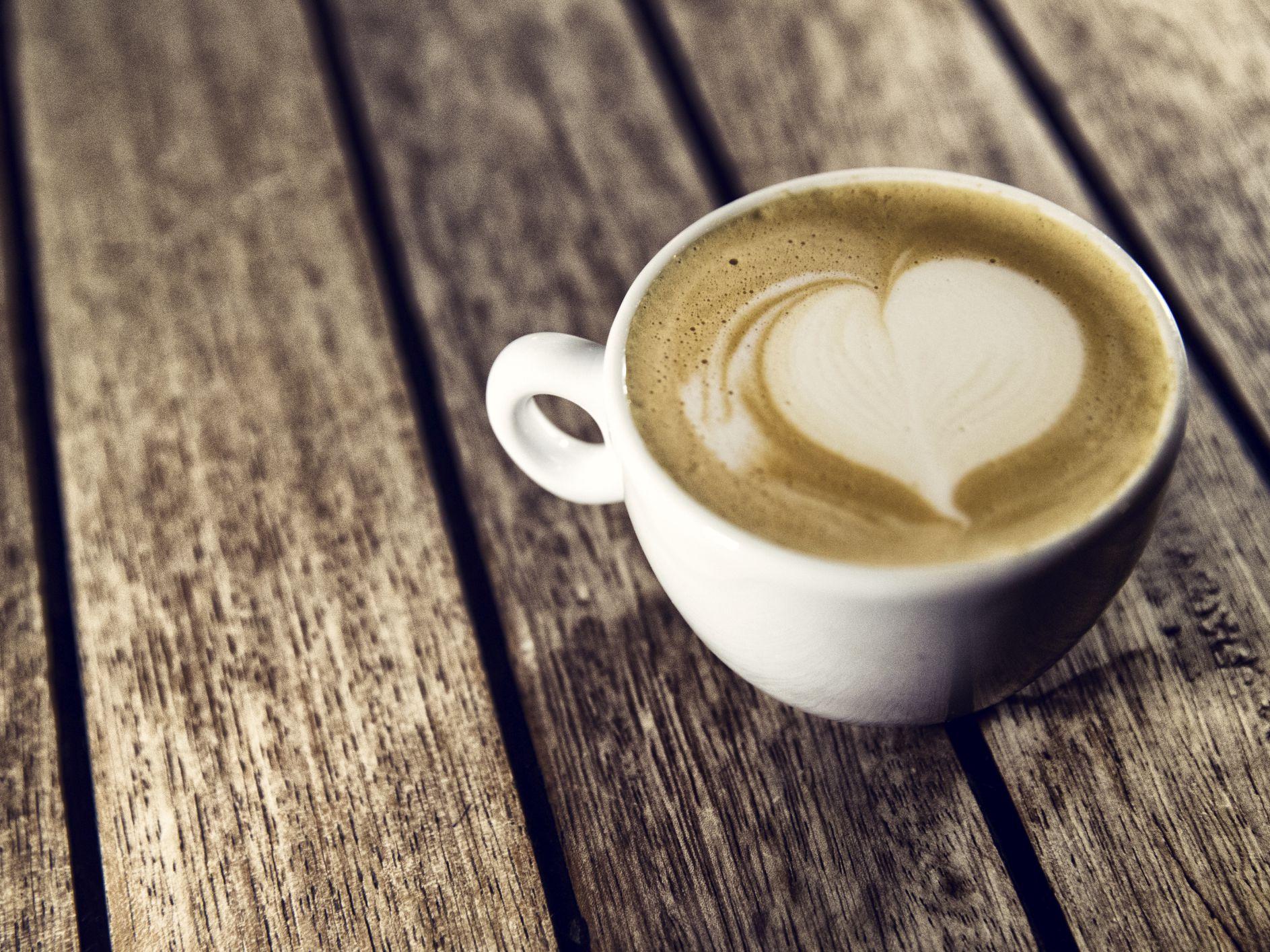 Café para pacientes con presión arterial