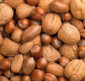 frutos secos protegen enfermedades corazon, beneficios frutos secos, frutos secos no engordan,