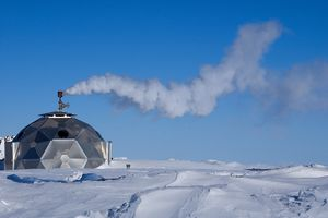 Casa geotérmica en Islandia