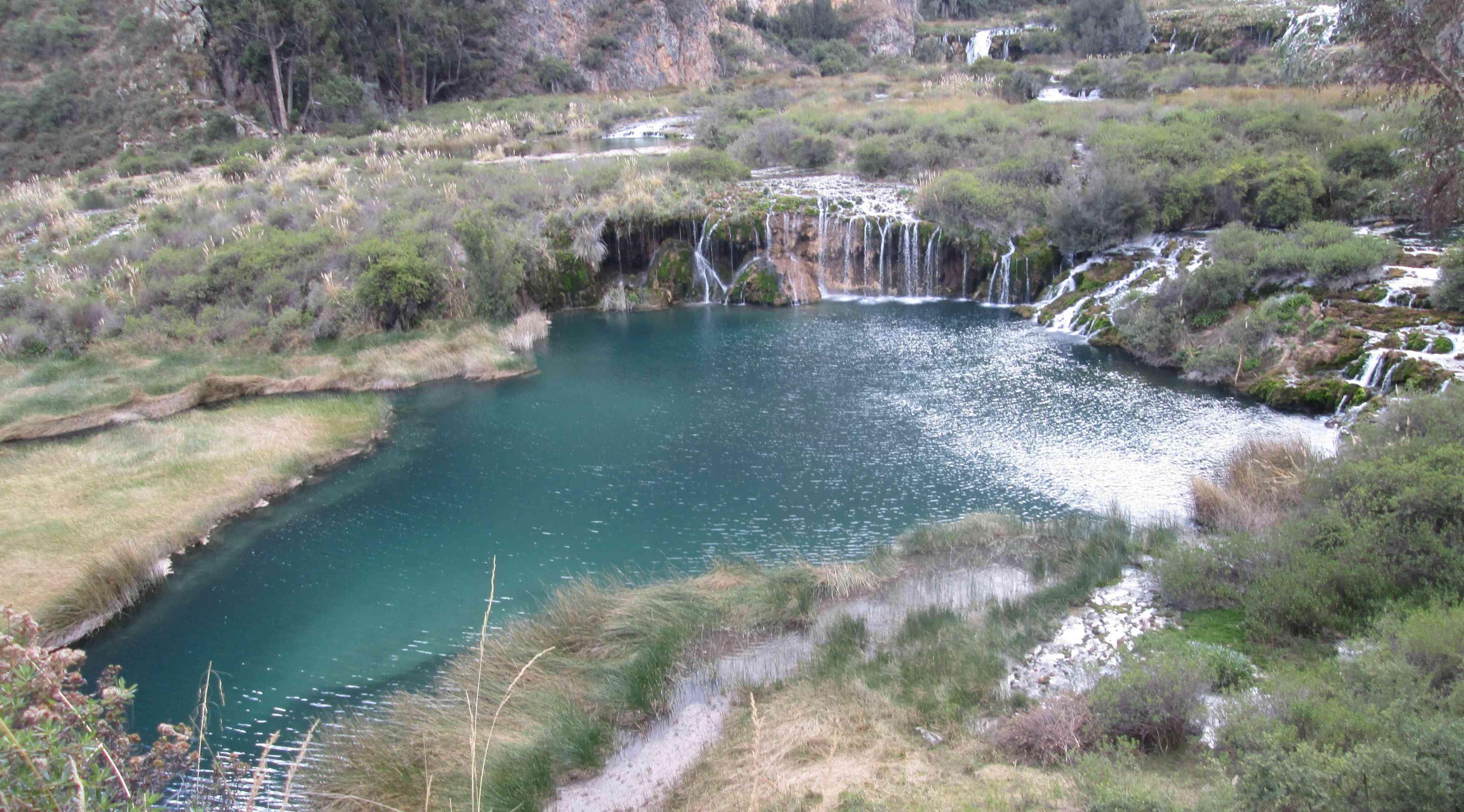 Laguna de Nor Yauyos-Cochas