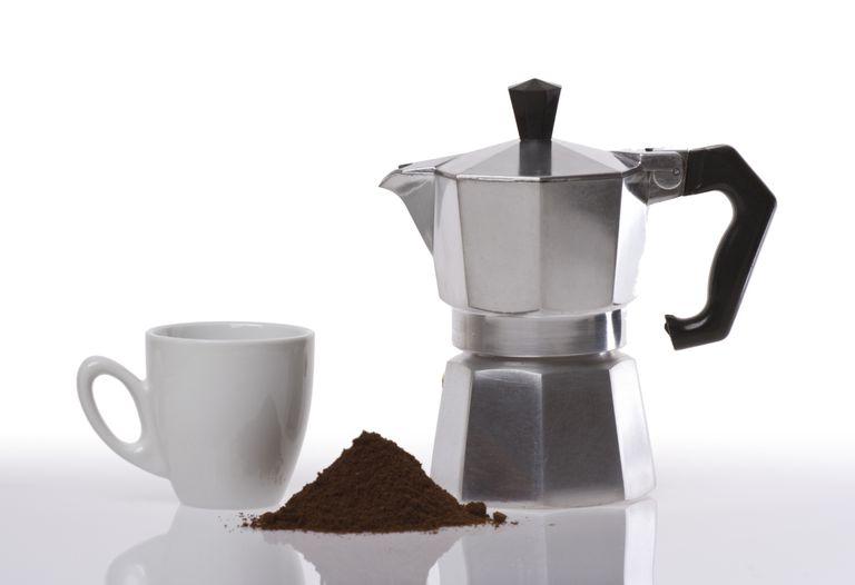Cafetera italiana o de moka