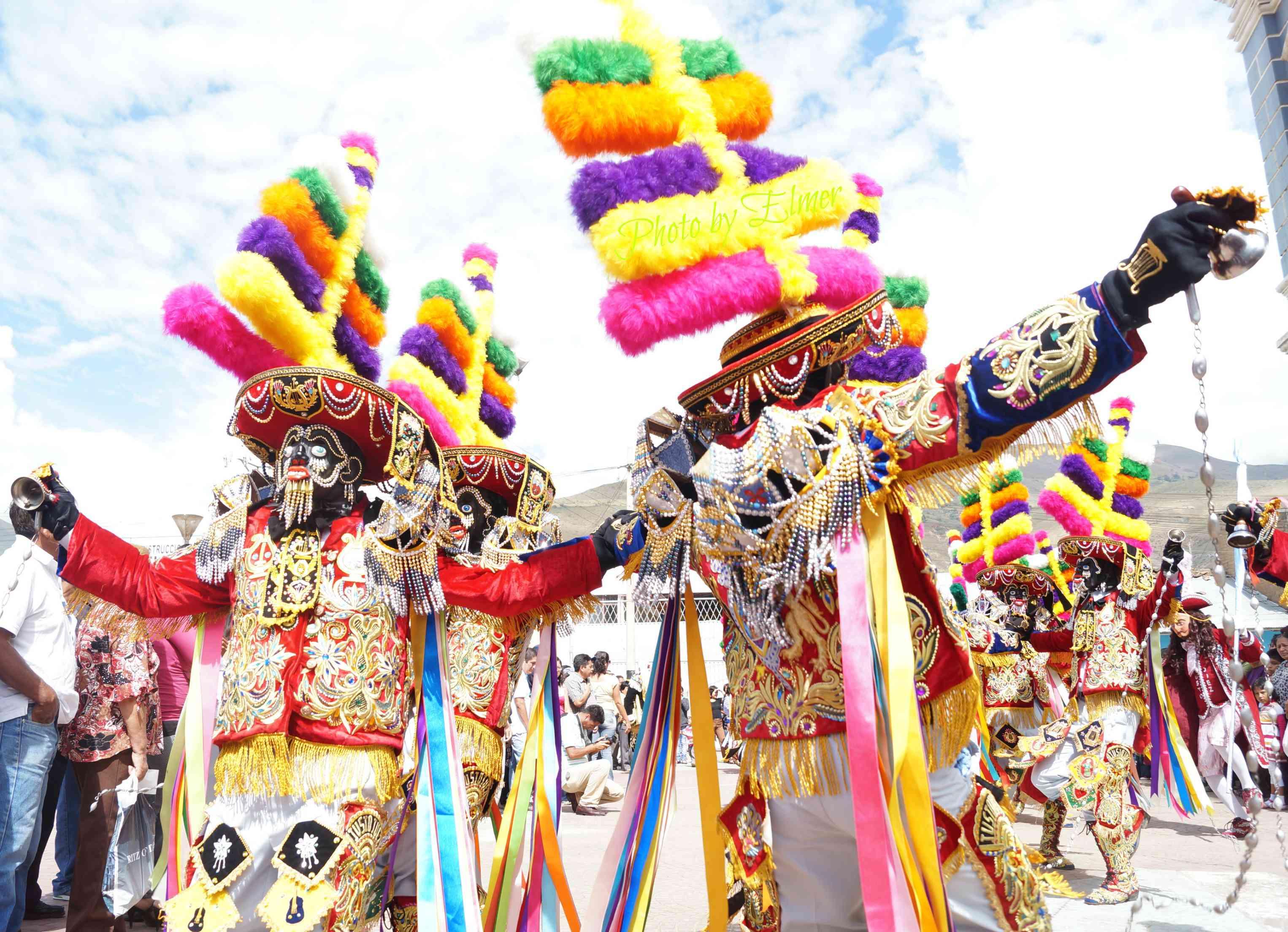 Negritos en Huanuco