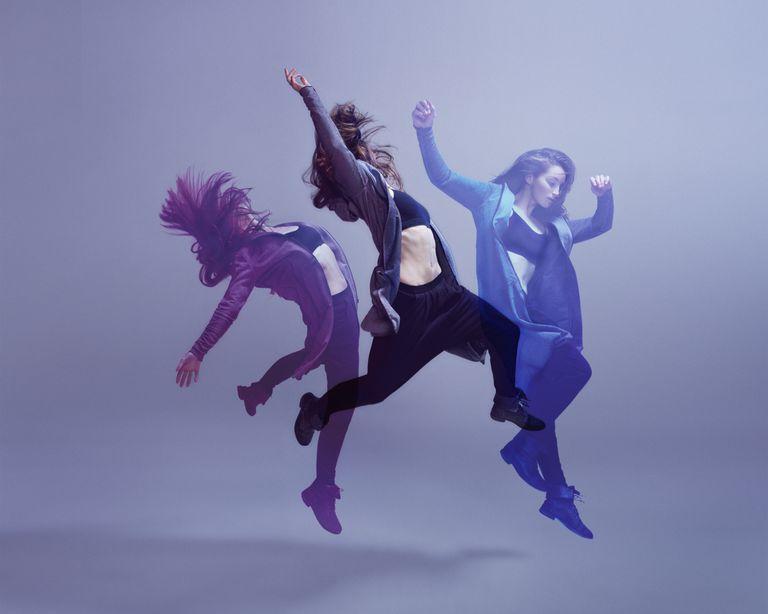 La danza contemporánea se basa en la libre expresión.