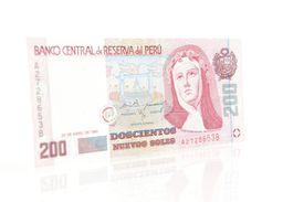 Peruvian money