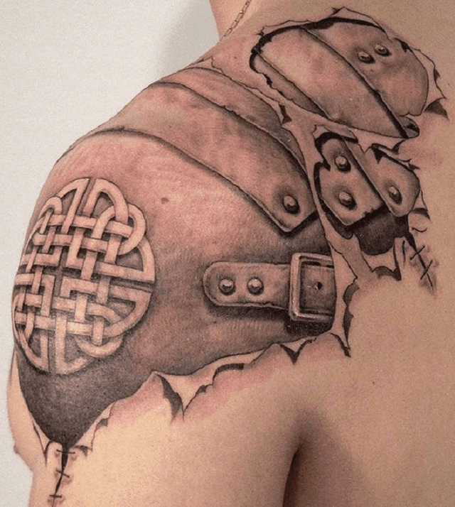 Diseños De Tatuajes Celtas Alma De Guerrero