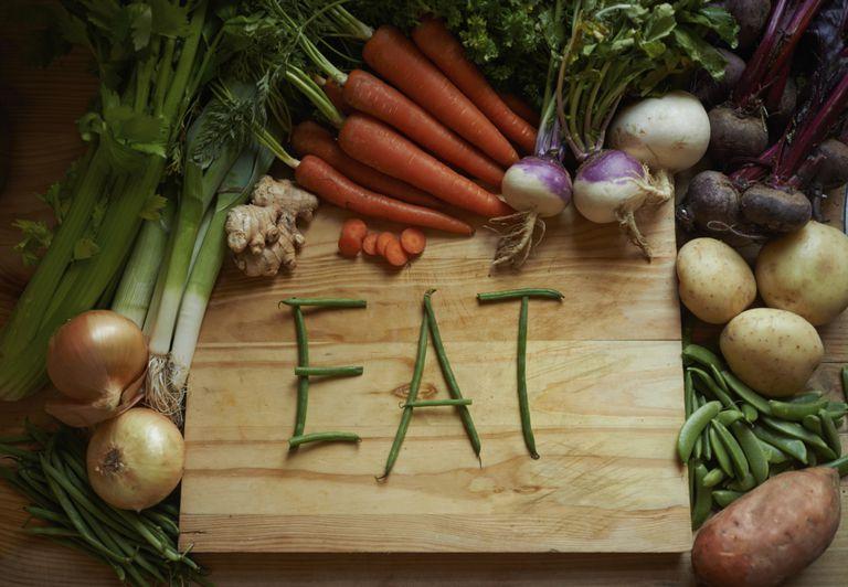 La dieta vegetariana es sana