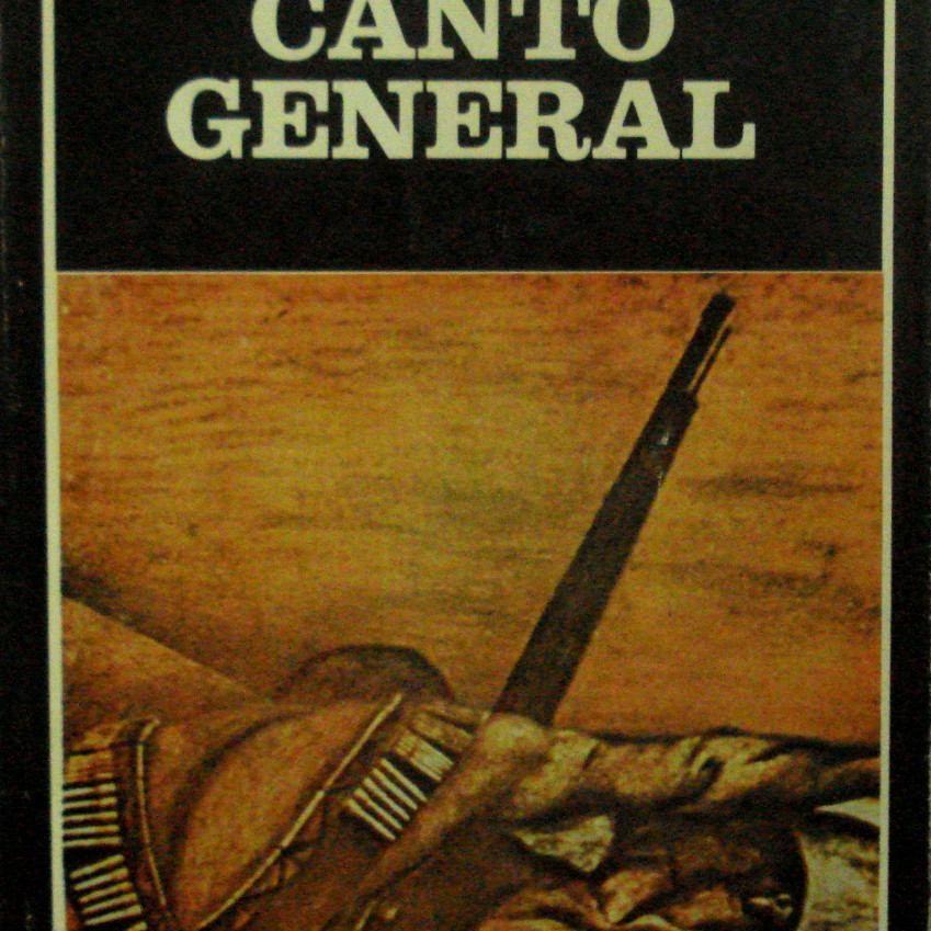 Canto General de Pablo Neruda