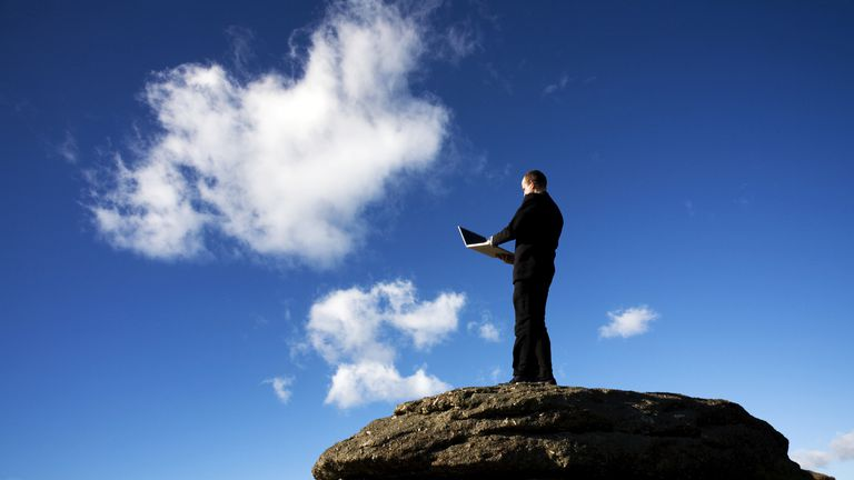 Cloud computing, la nube