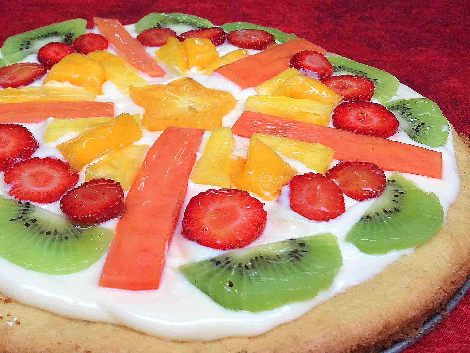 Pizza-de-fruta