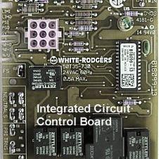 Panel de Control de Circuito Integrado