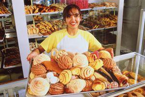Pan de dulce mexicano