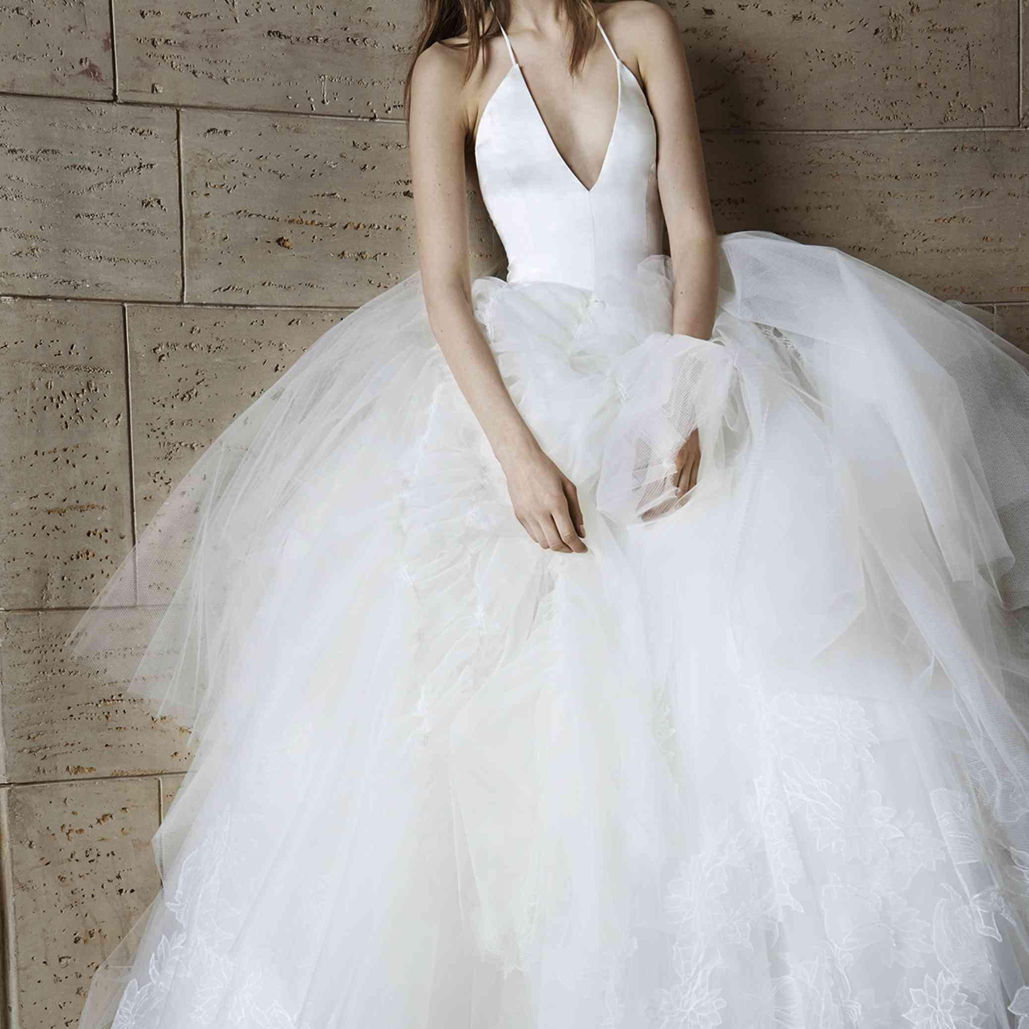Vera Wang colección novias 2015.