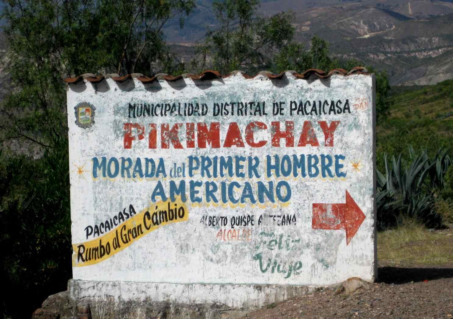 Pikimachay