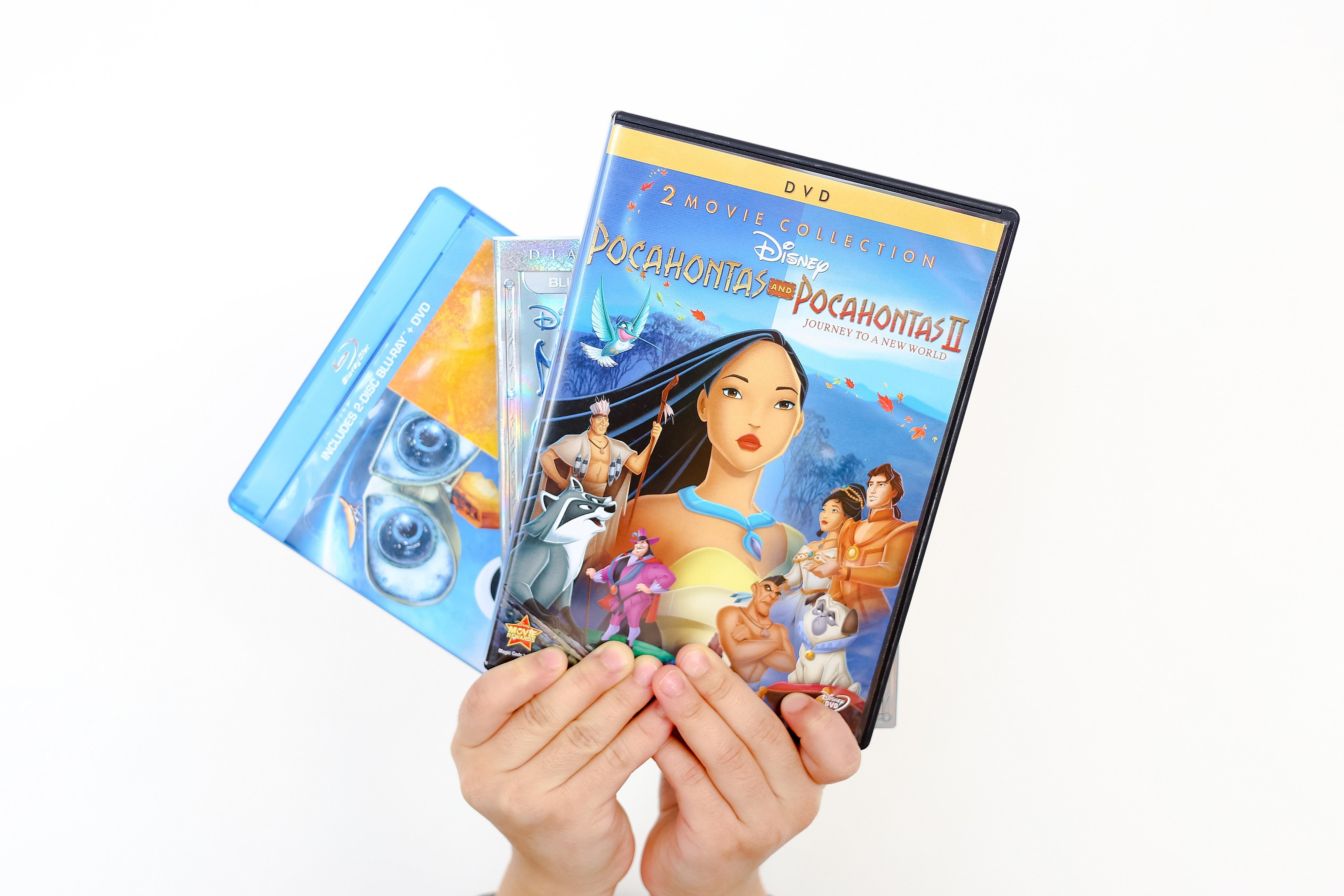 Las películas que mi hija eligió para un fin de semana de película