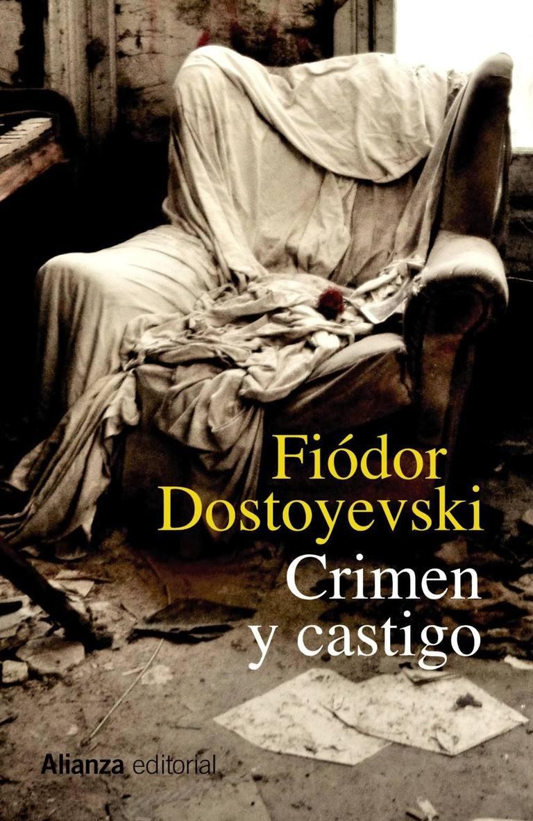 Frases Impactantes De Crimen Y Castigo De Dostoyevski
