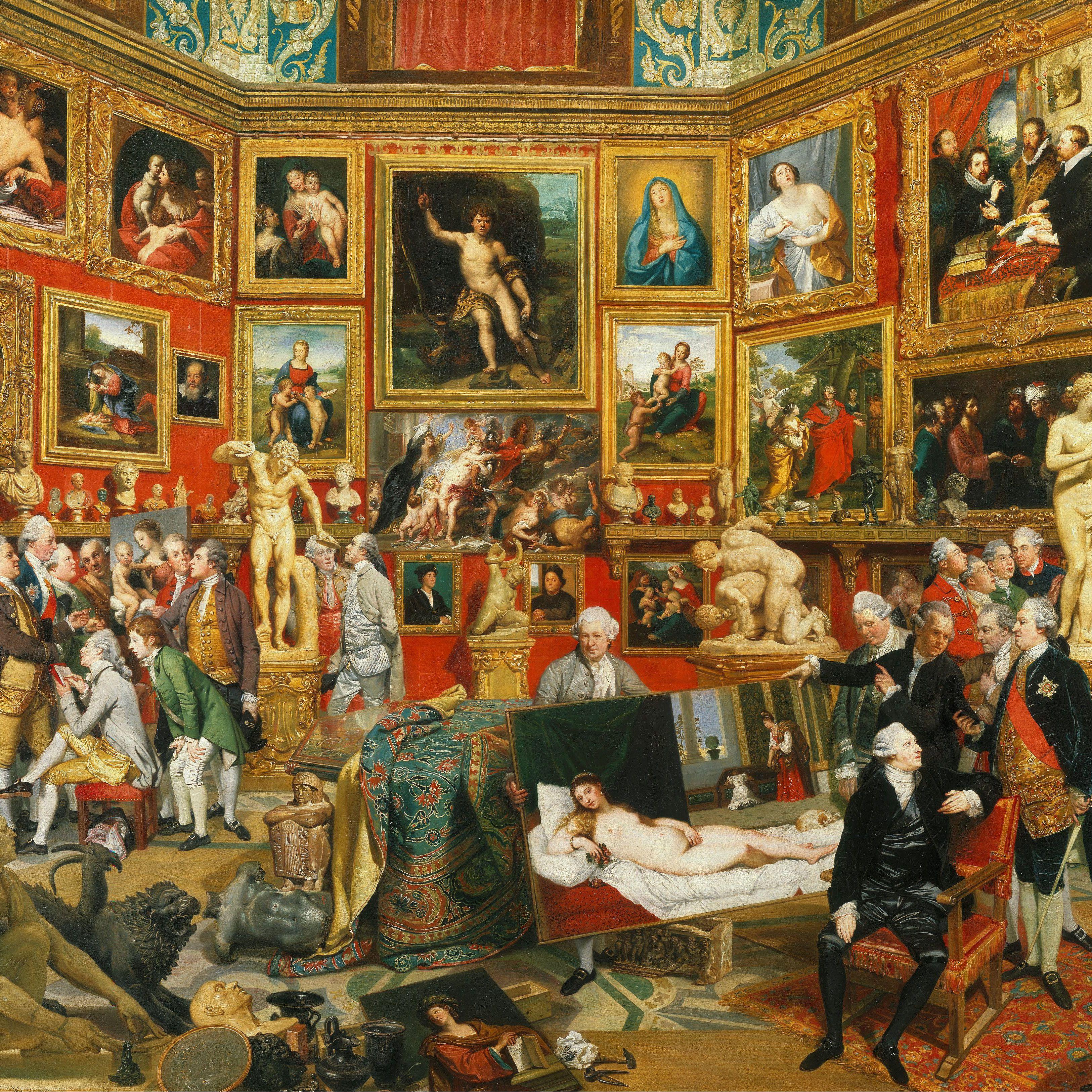 Cuál es la función del arte y para que sirve?
