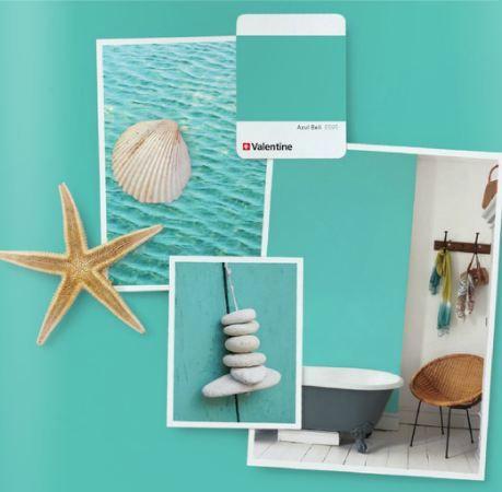 Muebles en color turquesa atrevidos y muy decorativos - Color paredes casa ...