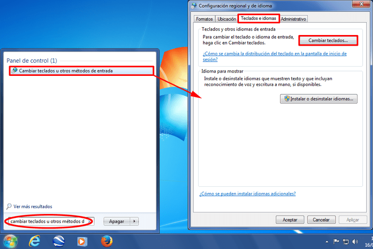 Configurar-Teclado-Windows7