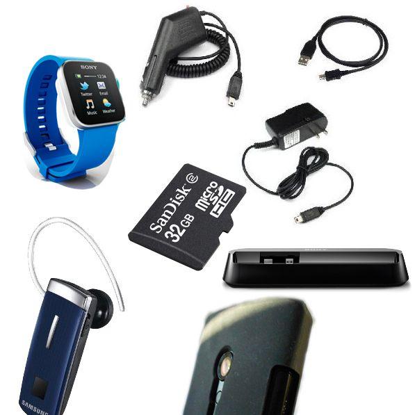 Accesorios que complementan un smartphone