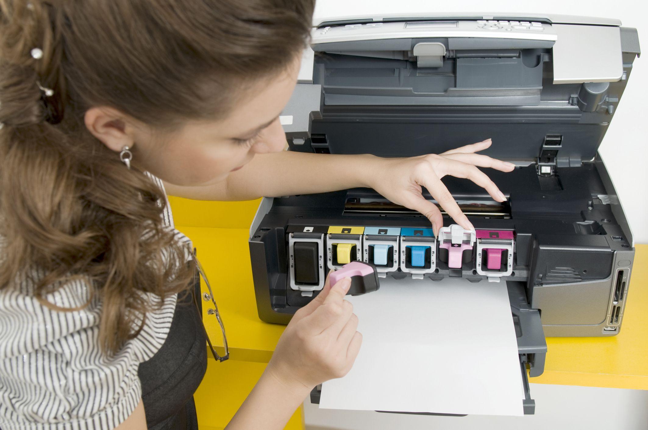 191 Qu 233 Es Una Impresora De Inyecci 243 N De Tinta