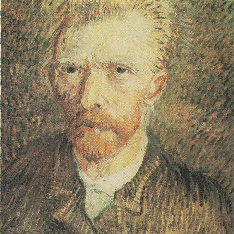 Vincent Van Gogh Autorretrato