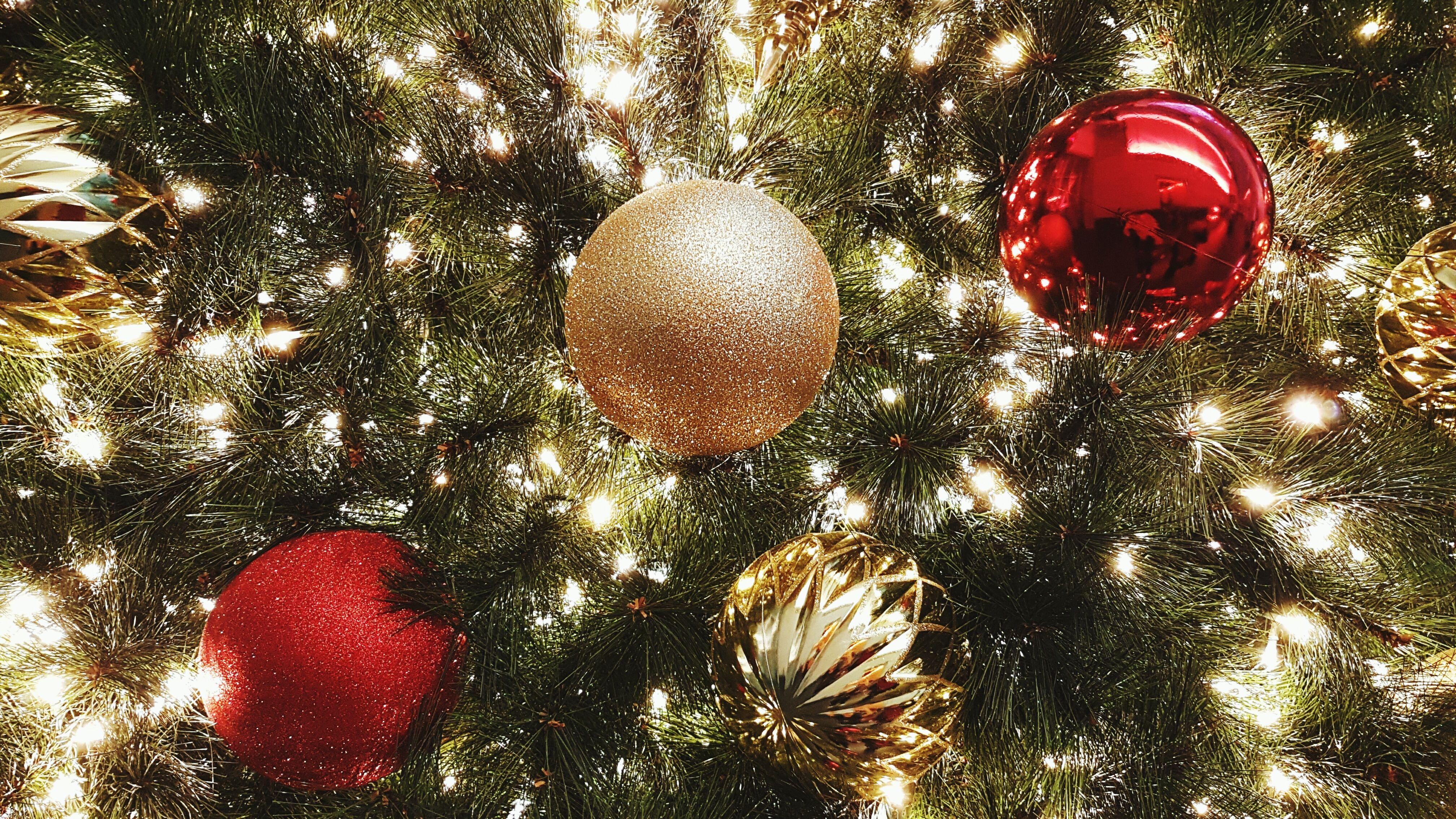 Esferas de navidad