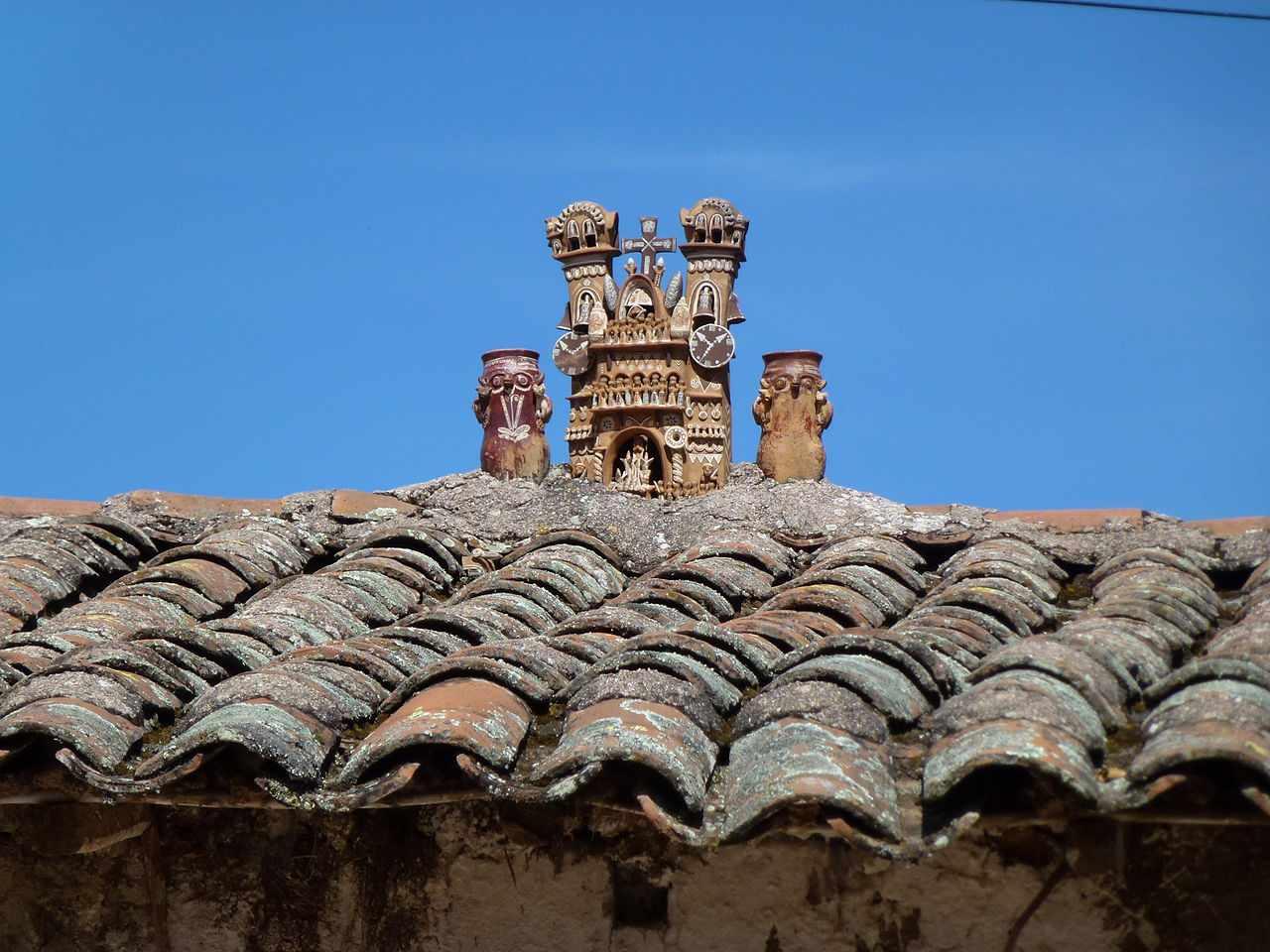 Techos en Quinua