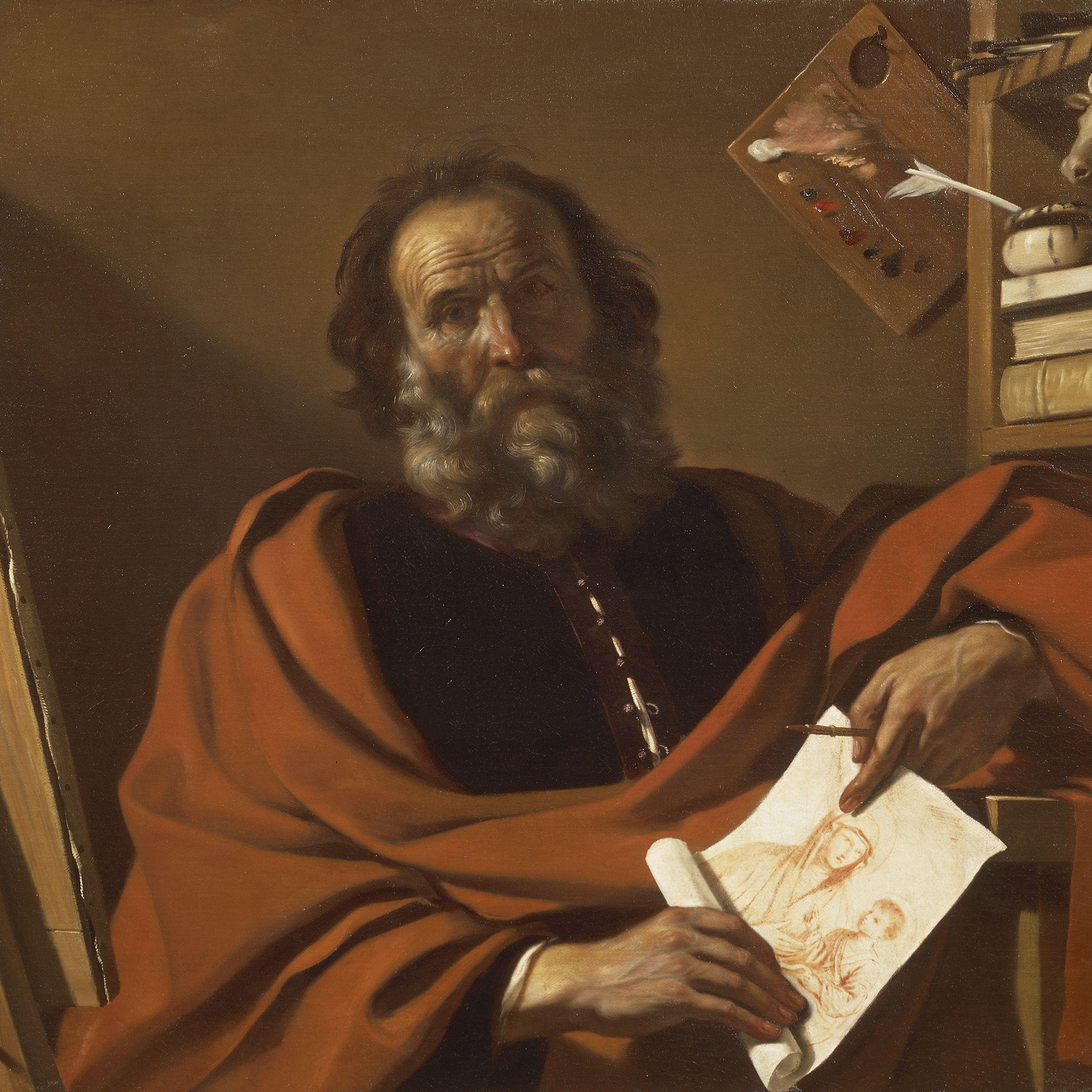 Quién fue San Lucas?