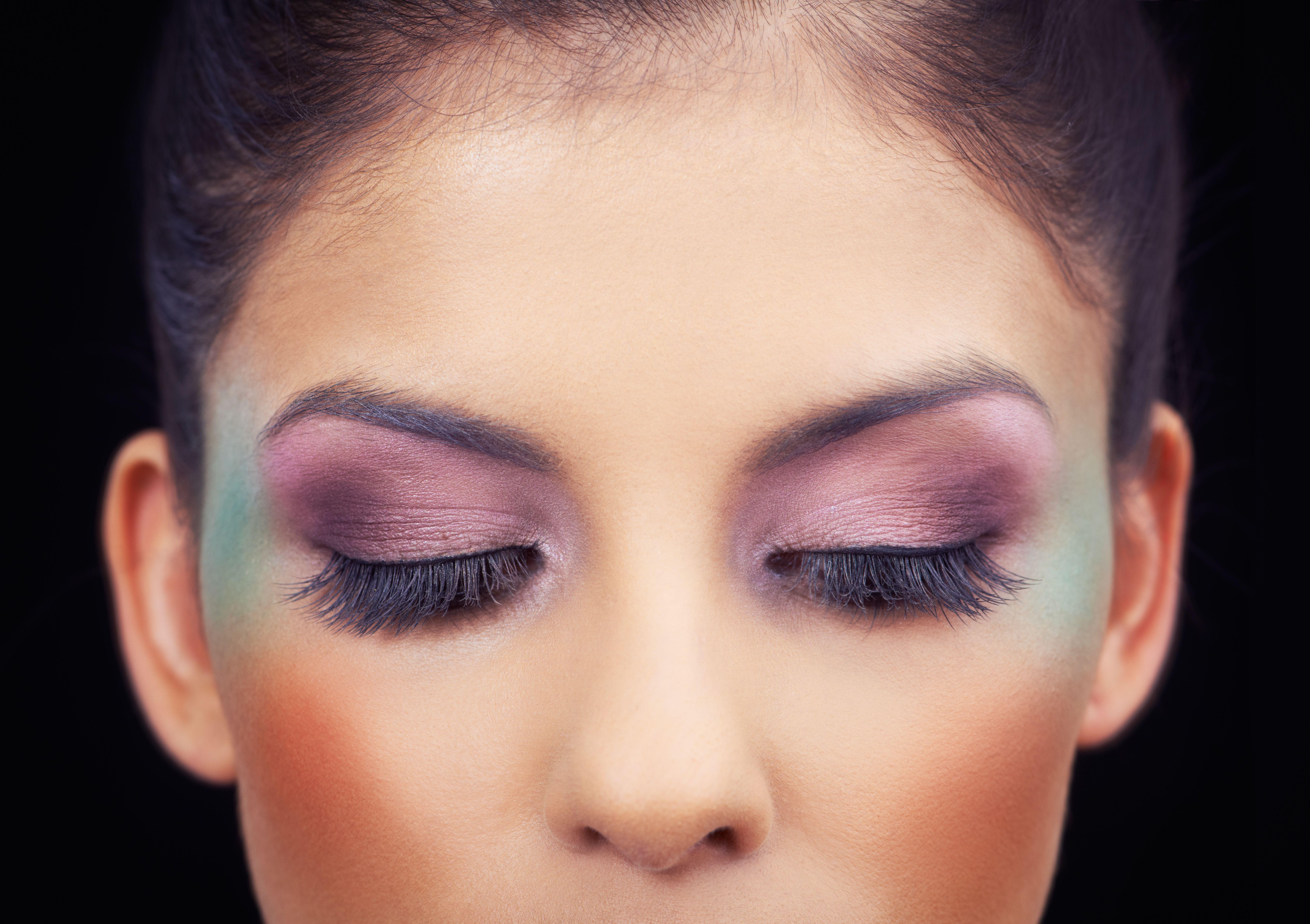 C mo maquillarse los ojos paso a paso - Como maquillarse paso a paso ...